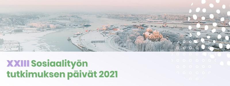 Sosiaalityö 2021