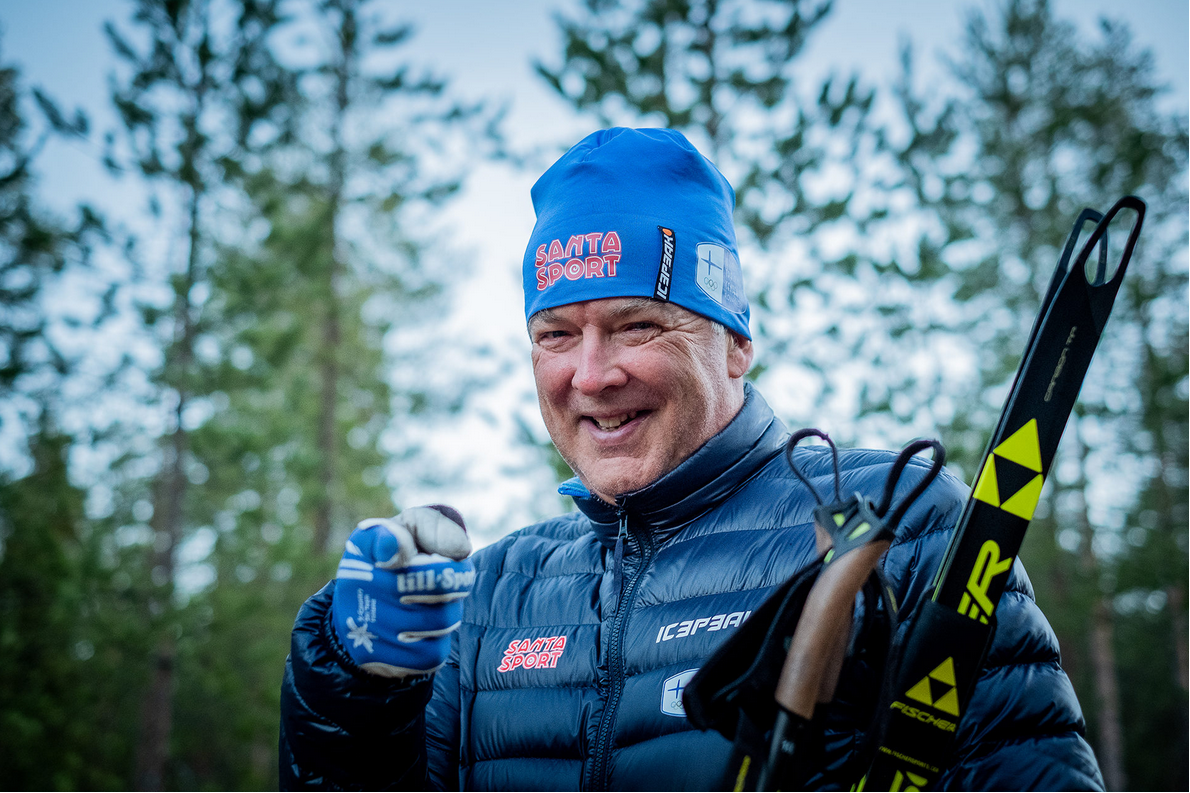 Reijo Jylhän hiihtokoulu - vapaan tekniikan kurssi