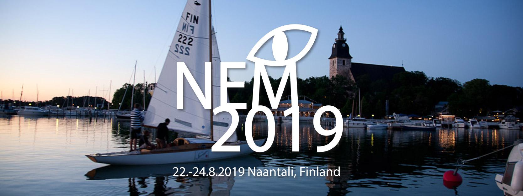 Nordic Eye Meeting 2019