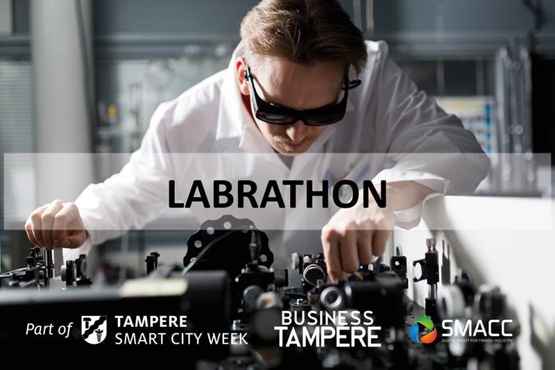Labrathon - Science and Research Lab Tour